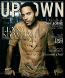 Lenny Kravitz Uptown Magazine August September 2011