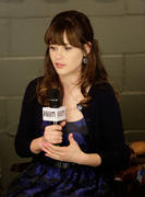 zooey deschanel May 29 | Variety Emmy Studio Day 1