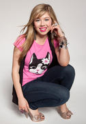 Jennette McCurdy - Rebecca Bonbon 2011 Fall collection