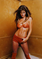Brooke Burke in N.K. Photoshoot