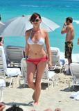 Jessica Sutta | Bikini Candids on the Beach in Miami | March 27 | 19 pics