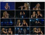 LeAnn Rimes & Reba McEntire - When You Love Someone Like That - CMA Awards 2007 - HD 720p