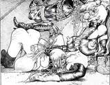 Рисунки на тему BDSM
