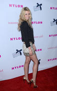 Alyson Aly Michalka - Nylon magazine Young Hollywood issue party 05/09/12