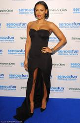 Melanie Brown - Leggy At SeriousFun Network Gala (11/4/14) Tagged