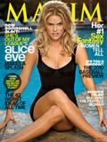 Alice Eve ~ Maxim ~ April 2010