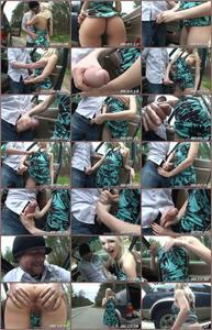 Outdoor Assault Femdom